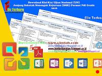Download Kisi-Kisi Ujian Nasional (UN) Jenjang Sekolah Menengah Kejuruan (SMK) Format Pdf Gratis 2016
