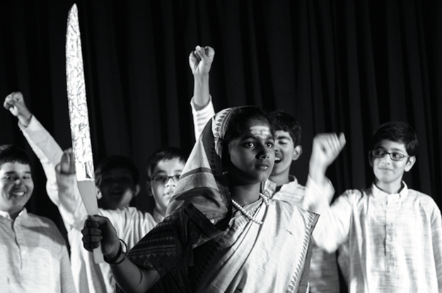 Manjula - Akshaya Patra Beneficiary