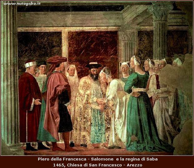 LA CAVERNA DI DON FALCUCCIO: SALOMONE........IL TRAMONTO
