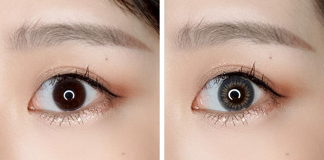 OLENS x BLACKPINK Contact Lens Lookbook 2021 | chainyan.co