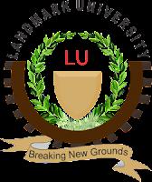 Landmark University 2017/18 1st Batch Admission List Out