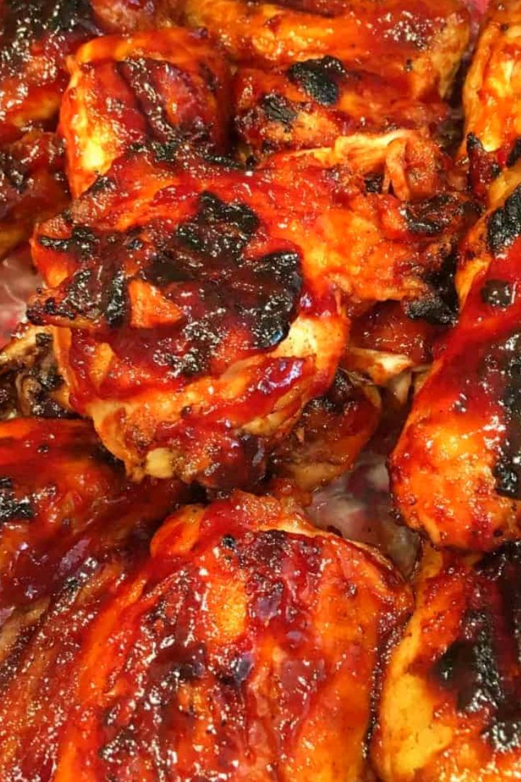 cherry dr. pepper grilled chicken