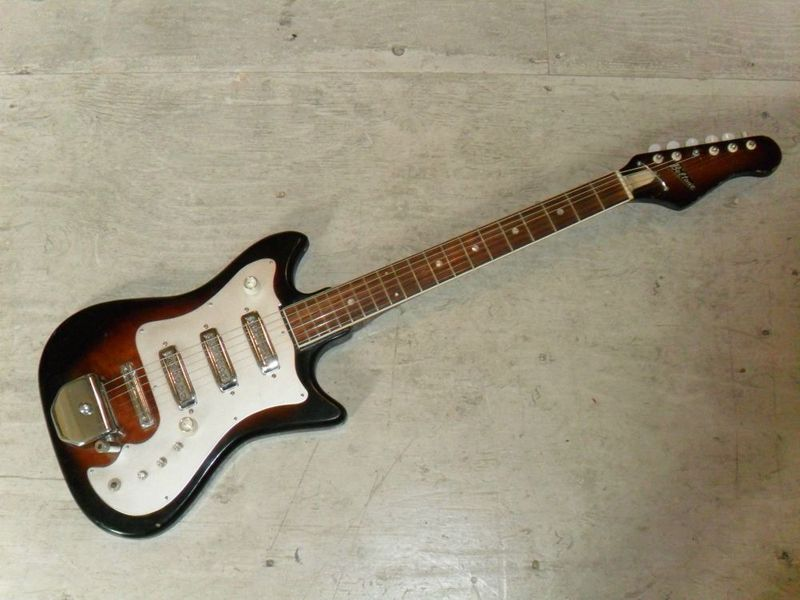 canadian vintage guitar hunt 1960 39 s beltone electric guitar. Black Bedroom Furniture Sets. Home Design Ideas