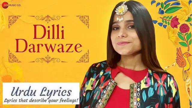 Dilli Darwaze Lyrics - Jyotica Tangri | Rajasthani Folk Song