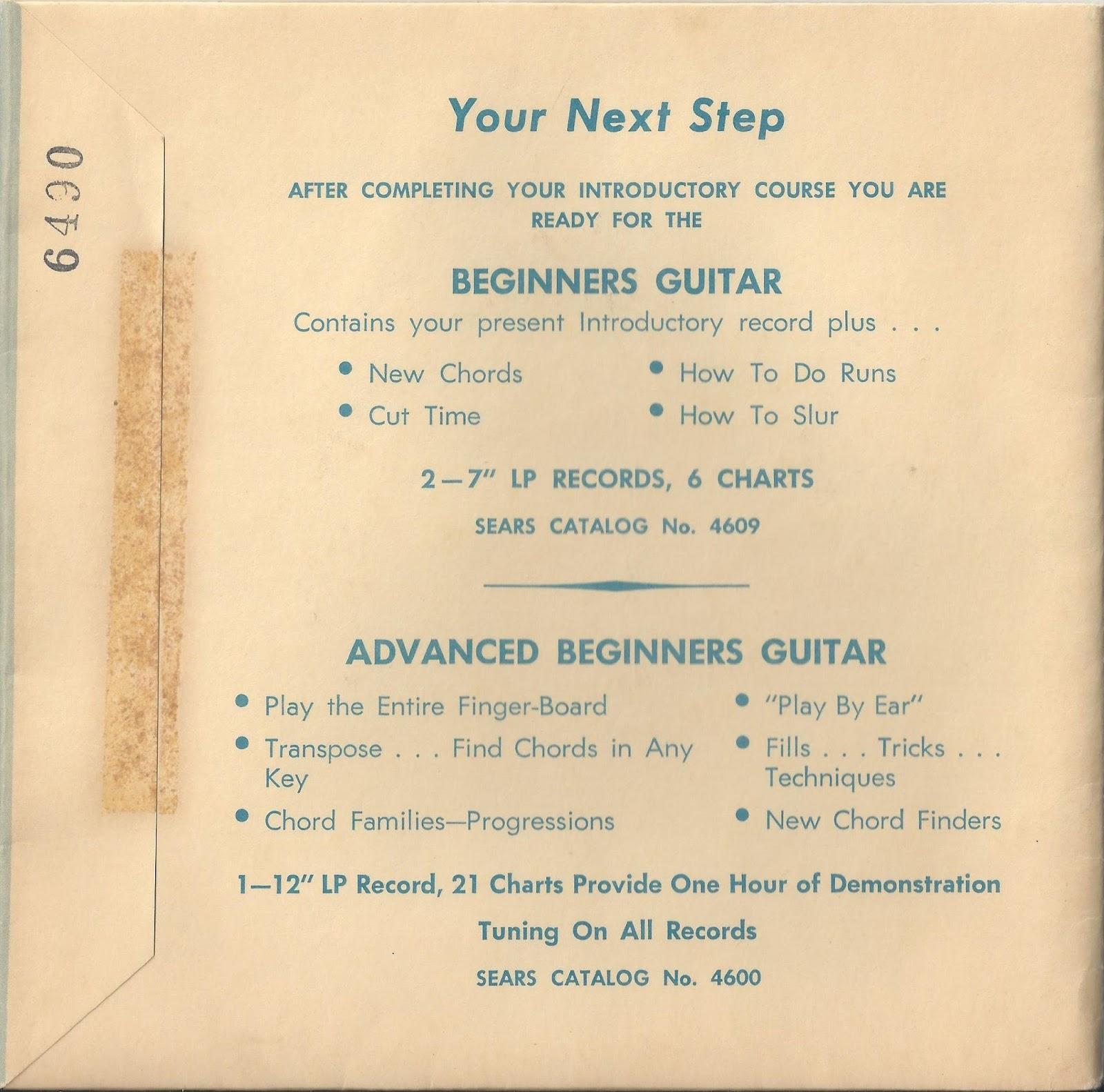 The Sphinx Don Rainey Read Listen Learn Beginners Guitar Sears