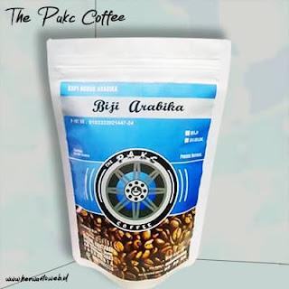 gambar bubuk kopi arabika
