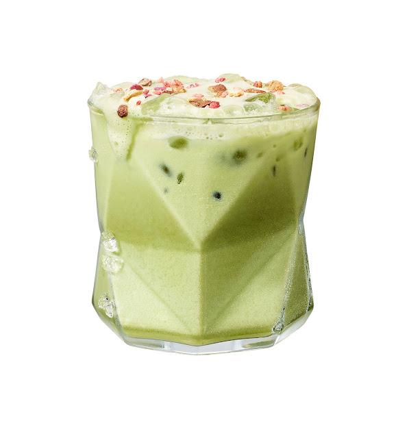 Oat & Green Tea Latte