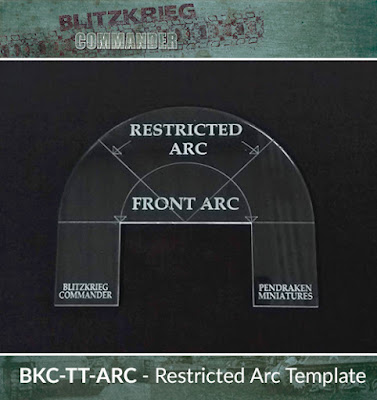 BKC-TT-ARC   Restricted Arc template