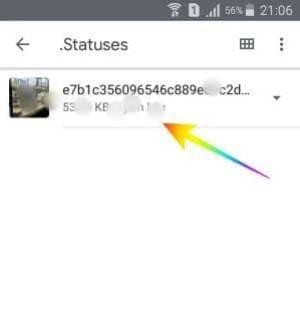 Cara Download Video dan Foto dari Status WhatsApp