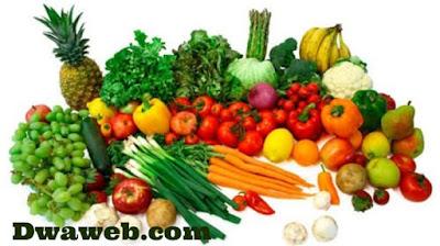أهمية الخضروات والفواكه لبناء جسم صحي وسليم