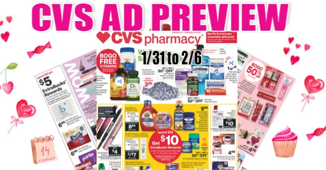 CVS Ad Scan 1-31 to 2-6