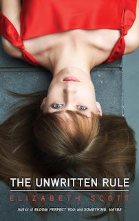 The unwritten rule, Elizabeth Scott