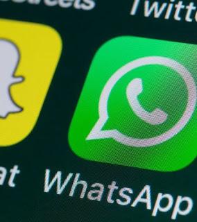 O aplicativo, ou app, WhatsApp foi o que apresentou o maior número de usuários no mundo e no Brasil.