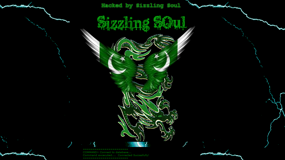 70+ Sites Hacked And Defaced By Sizzling Soul ~ The Hackers Media