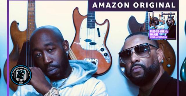 The Diamond Mine Sessions | Freddie Gibbs e Madlib lançam conteúdo exclusivo no Amazon Music