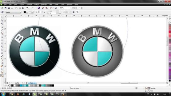 Corel Draw Graphics Suite X6 screenshot 4
