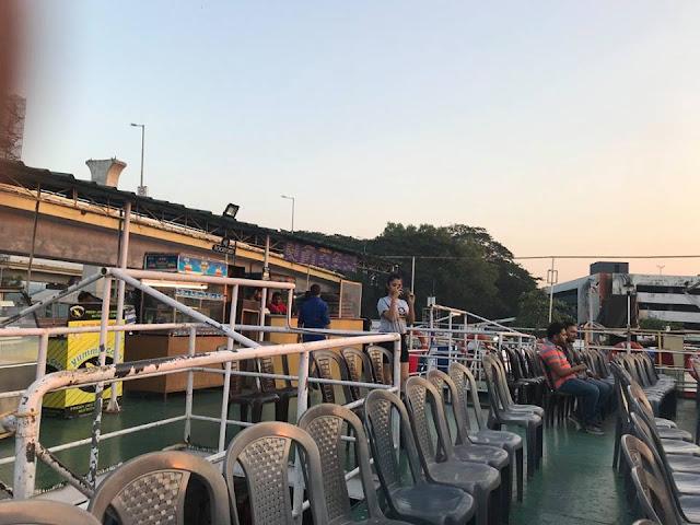 GOA Boat Cruises