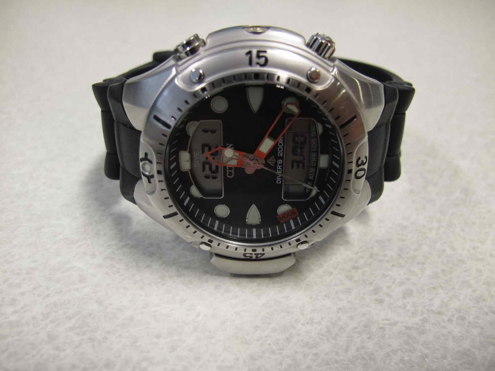 Maximuswatches Jual Beli Jam Tangan Second Baru Original Koleksi Pria Expedition 6631 Black Orange Triple Time Maximus