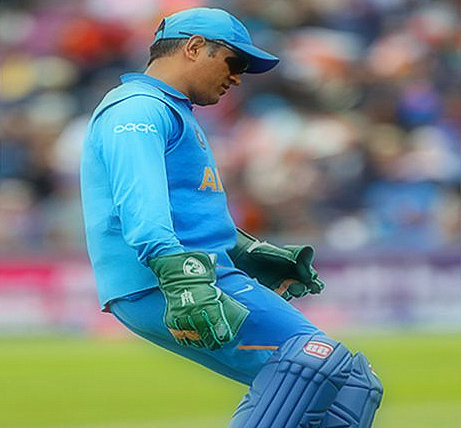 The row of gloves MS Dhoni: It's time for ICC to open its eyes, see what's wrong with its rules
