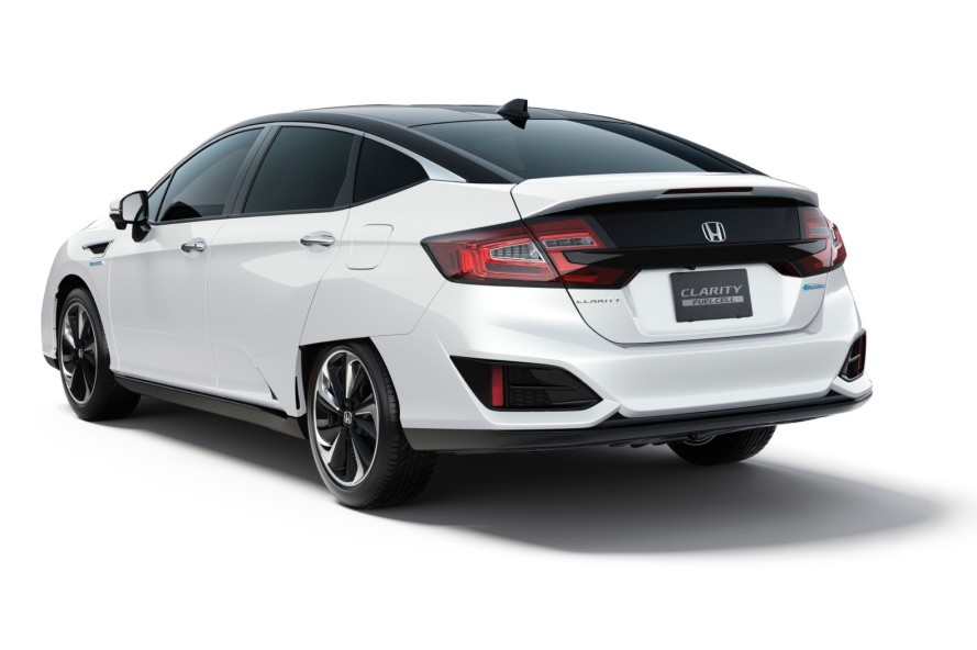 2017 Honda Clarity Electric The 1st Generation Of Honda Electric