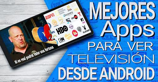 ▶ TOP 3 MEJORES APPS PARA VER TV EN ANDROID 2020!!!