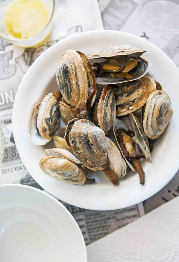Step by step instructions to Cook and Eat Steamer Mollusks