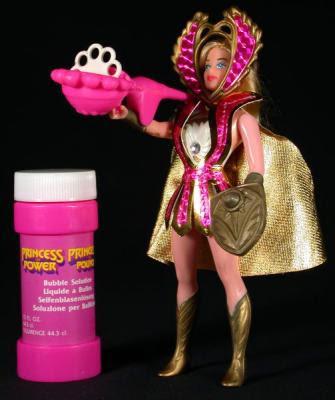 Bubble Power She-Ra