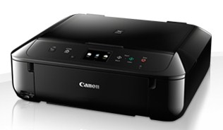 The multifunction printer that offers high functioning Canon PIXMA MG6840 Printer Driver Download