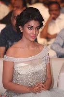 Shriya Saran in Stunning White Off Shoulder Gown at Nakshatram music launch ~  Exclusive (98).JPG