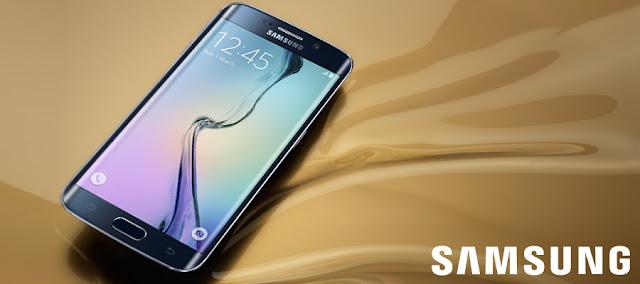 """Smartphone Desbloqueado Samsung Galaxy S6 Edge SM-G925I Preto com 32GB, Tela de 5.1"""", Android 5.0, 4G, Câmera 16 MP e Processador Octa Core"""