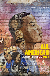 All American Temporada 3 audio español