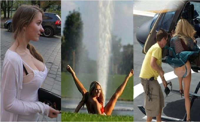 Photographers Crossed All The Limits To Give These Funny Unexpected Shots Totally Hilarious