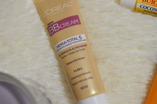 L'Oréal Hidra-Total BB Cream Detail