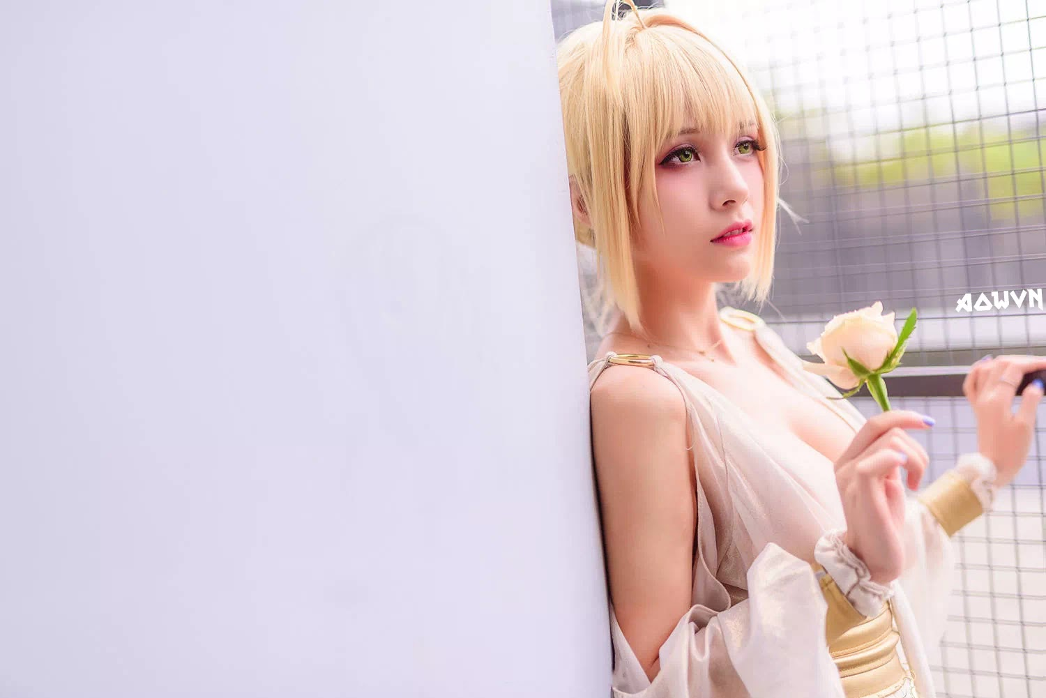 AowVN.org minz%2B%25289%2529 - [ Cosplay ] Nero - Saber anime Fate by Xia Mei Jiang tuyệt đẹp | AowVN Wallpapers