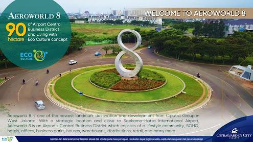Cemara House Aeroworld 8 Citra Garden City Jakarta Hunian Selangkah Bandara Harga 1 5m Analis Properti