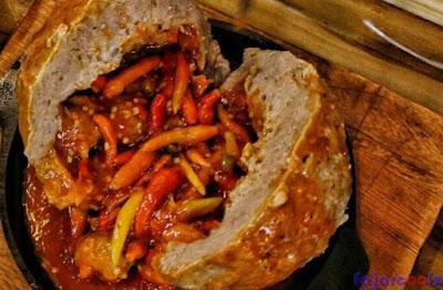 Gambar Resep dan cara membuat Bakso Ranjau bagi pecinta pedas