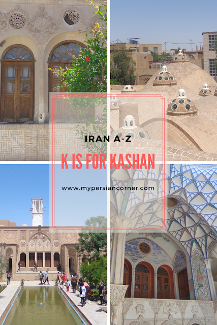 What to see and do in Kashan, Iran