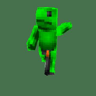 Dat Boi Minecraft Skin