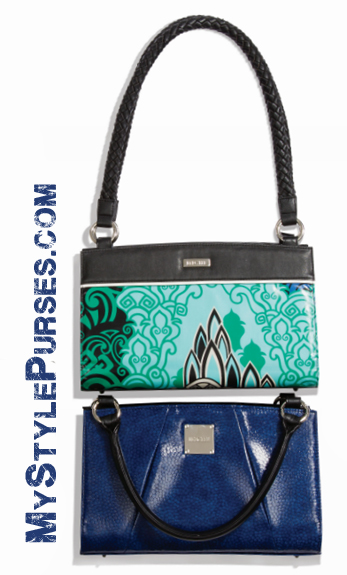 Miche: Shades of Blue Purses for Summer from MyStylePurses.blogspot.com