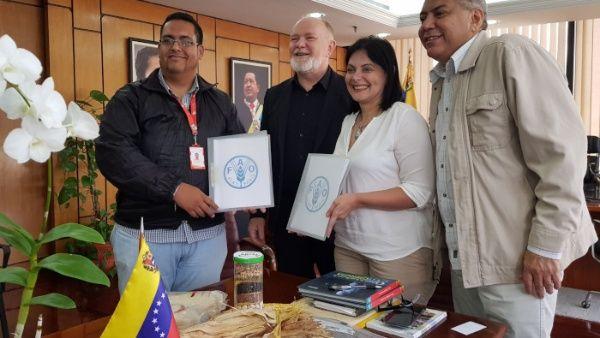 FAO colaborará con Venezuela en recuperación de bosques tropicales