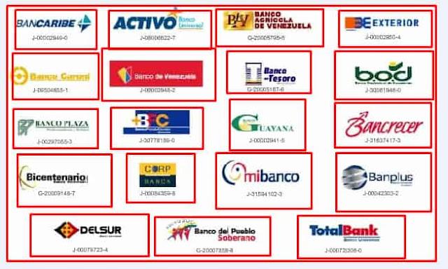 Bancos-venezolanos
