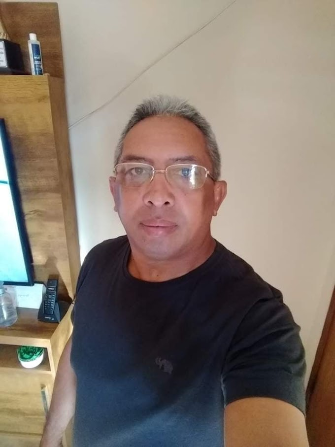 "RELATO TRISTE- Enfermeira Edilsa Alves narra histórico de cunhado que perdeu a luta para Covid-19: ""vai fazer muita falta"""