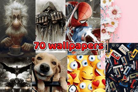 70 wallpaper per cellulari, sfondi gratis per cellulari
