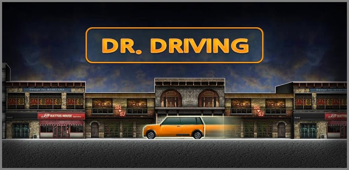 Learn driving with Dr.Driving for Android devices, download now and drive your way through fun