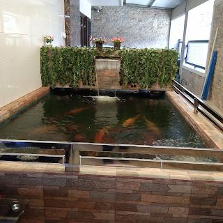 kolam hias minimalis di surabaya | www.jasataman.co.id