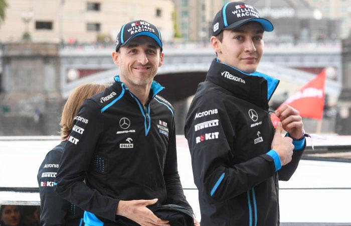 Kubica Tem uma Visão Clara das Opções para 2020, F1 ou Nada