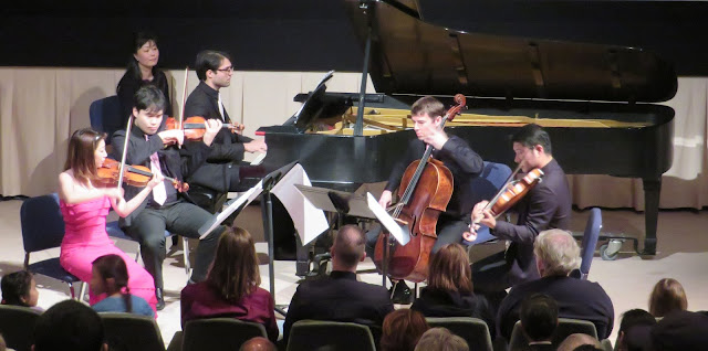 The 6821 Quintet concert at the National Gallery of Art, March 26, 2018
