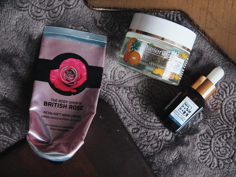Zużycia kosmetyczne, kosmetyki Bielenda