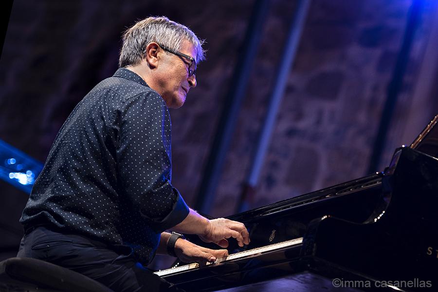 Chano Domínguez, Trinitate Enparantza, Donostia, 22-juliol-2020