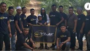 VLAY, Komunitas Mobil Vios Limo Aceh Bersilaturrahmi Dengan Abiya Rauhul Mudi